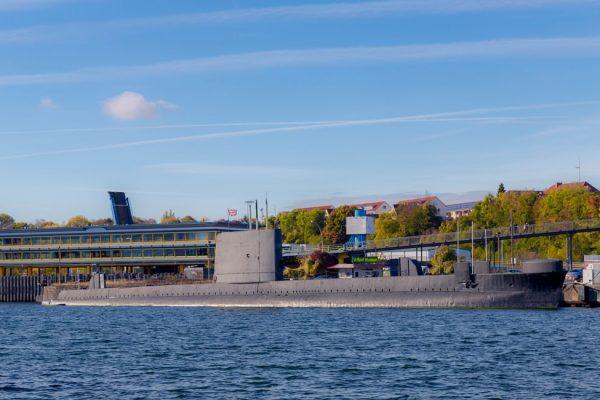 U-Boot-Museum in Sassnitz auf Rügen – H.M.S. Otus der Oberon Class